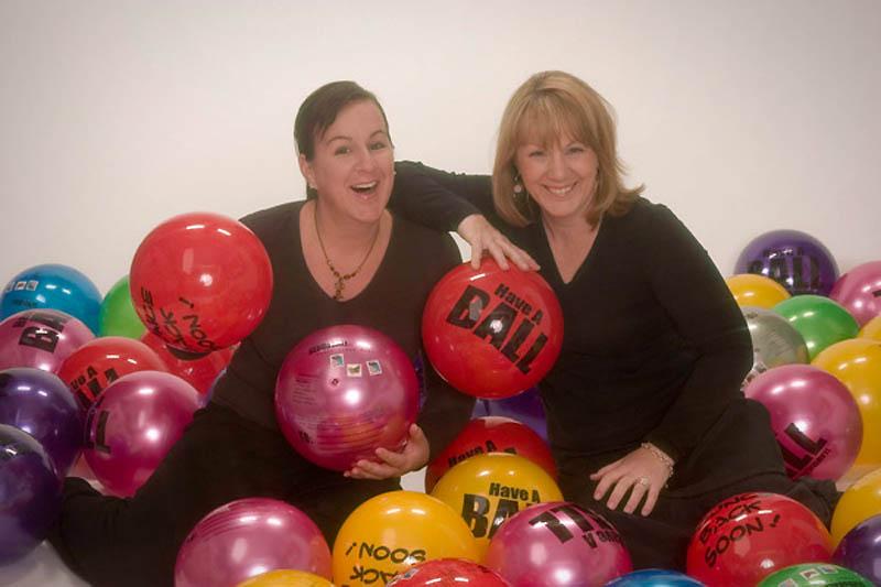 10 глупых идей на миллион: шарики-посылки, шарик по почте