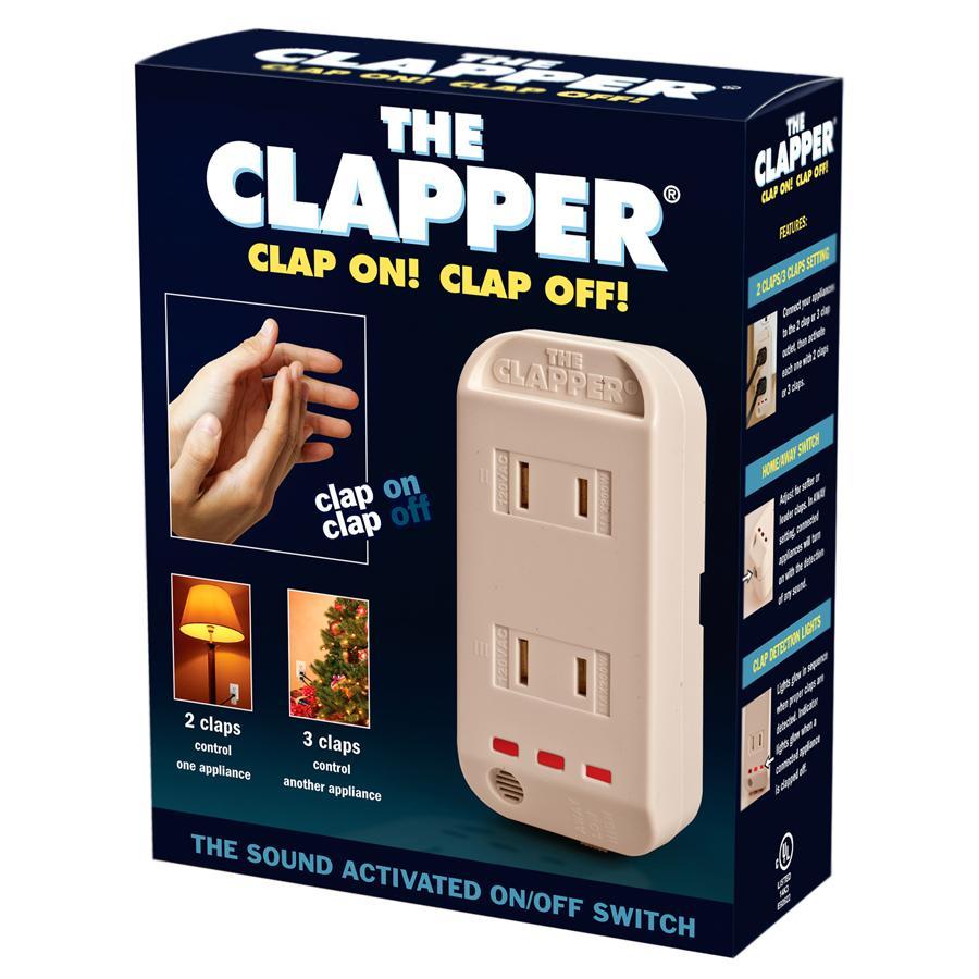 10 глупых идей на миллион: клаппер, дистанционный выключатель