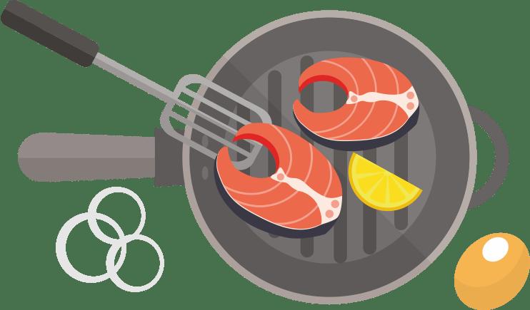 Привычка готовить дома