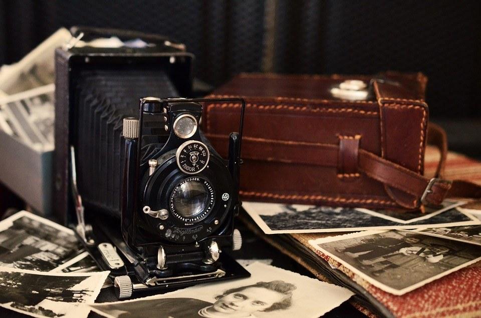 антиквариат, дорогая старина фотоаппарат