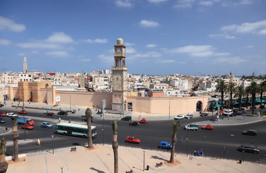 Касабланка, отдых в октябре