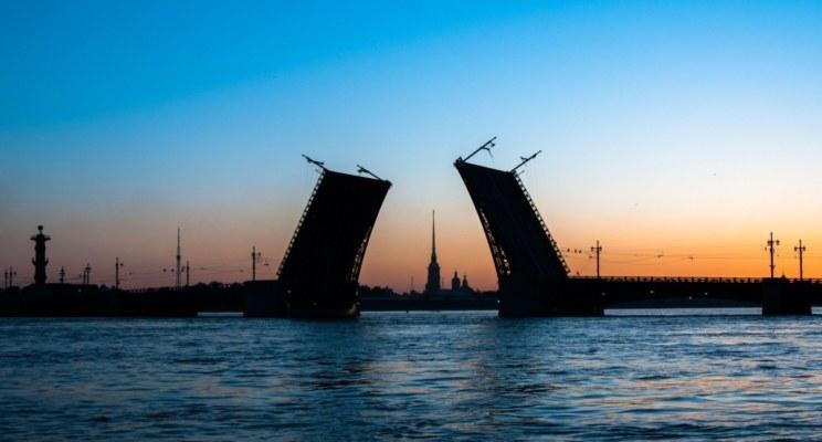санкт-петербург, мост