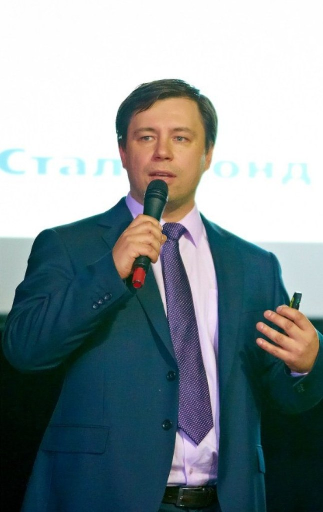 Максим Титов, бизнес-тренер компании «ФинФорт»