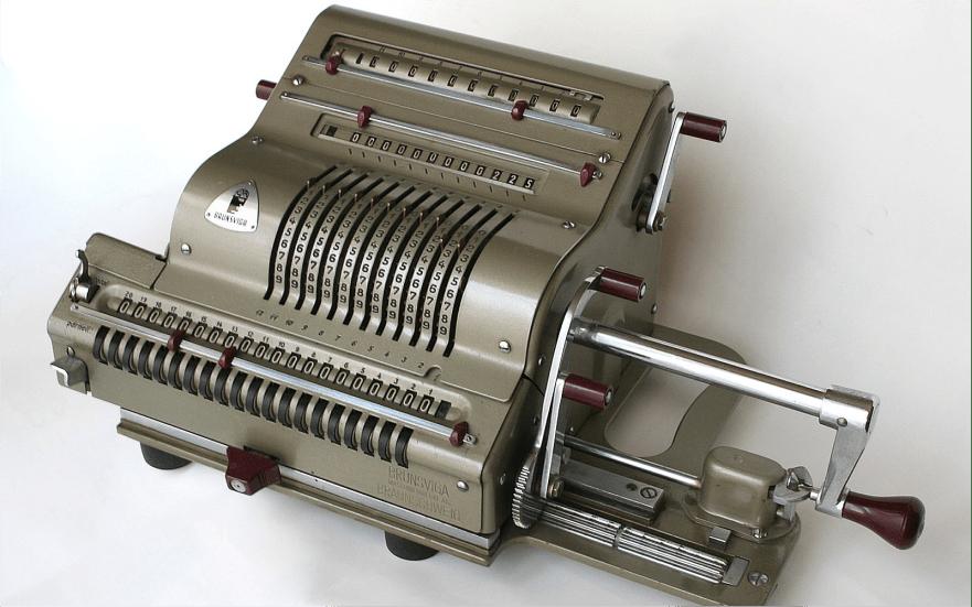 Оригинал-Однер, счетная машина