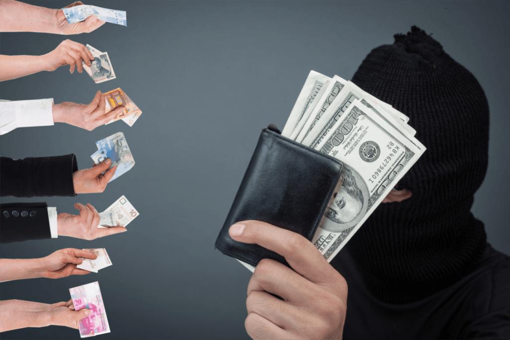 мошенник, деньги, обман, обманутые люди