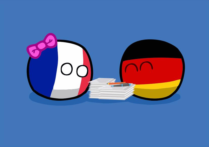 еврооблигации, франция, германия