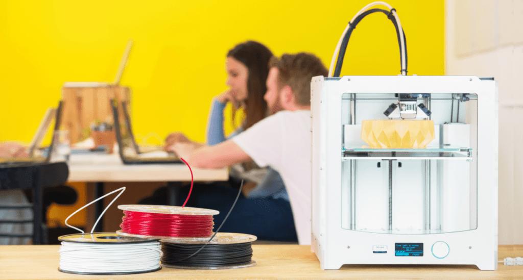 катушка, 3D принтер, печать