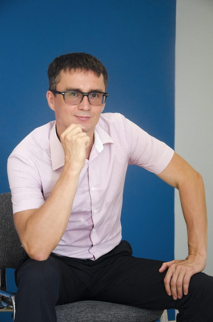 Артем Богдашевский, инвестор, автор книги «Основы финансовой грамотности»