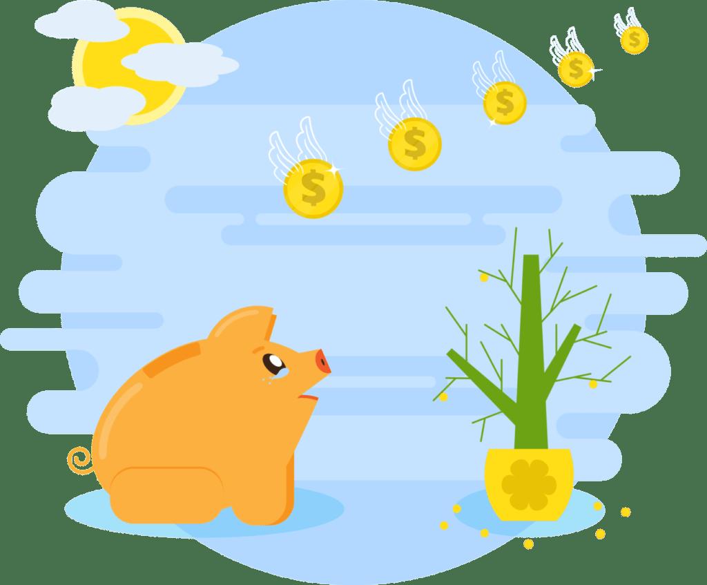 мошенники, деньги, денежное дерево