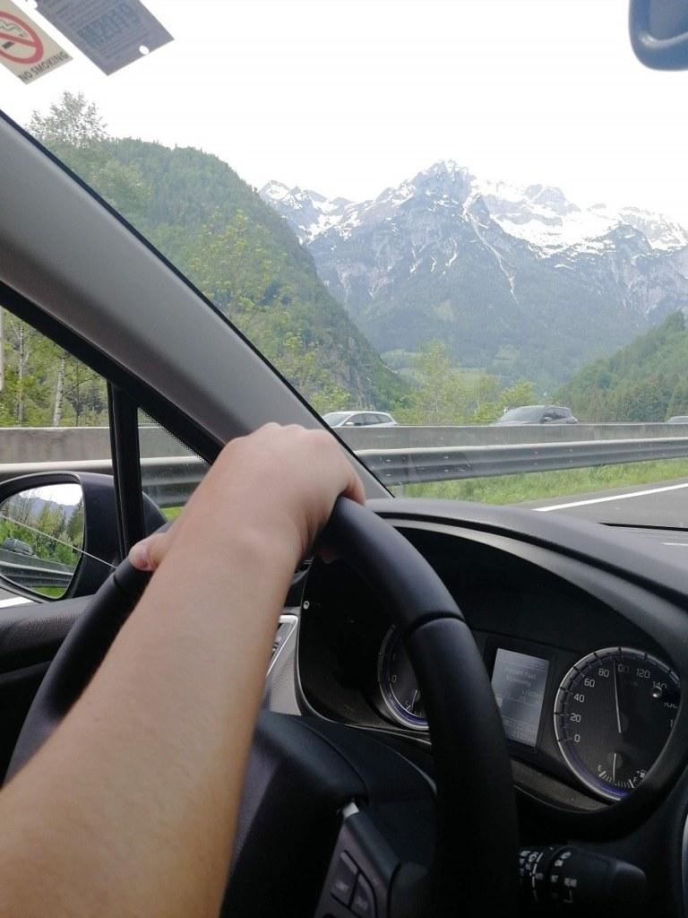 Австрия, Вена,транспорт