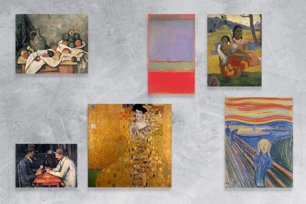 картина, современное искусство