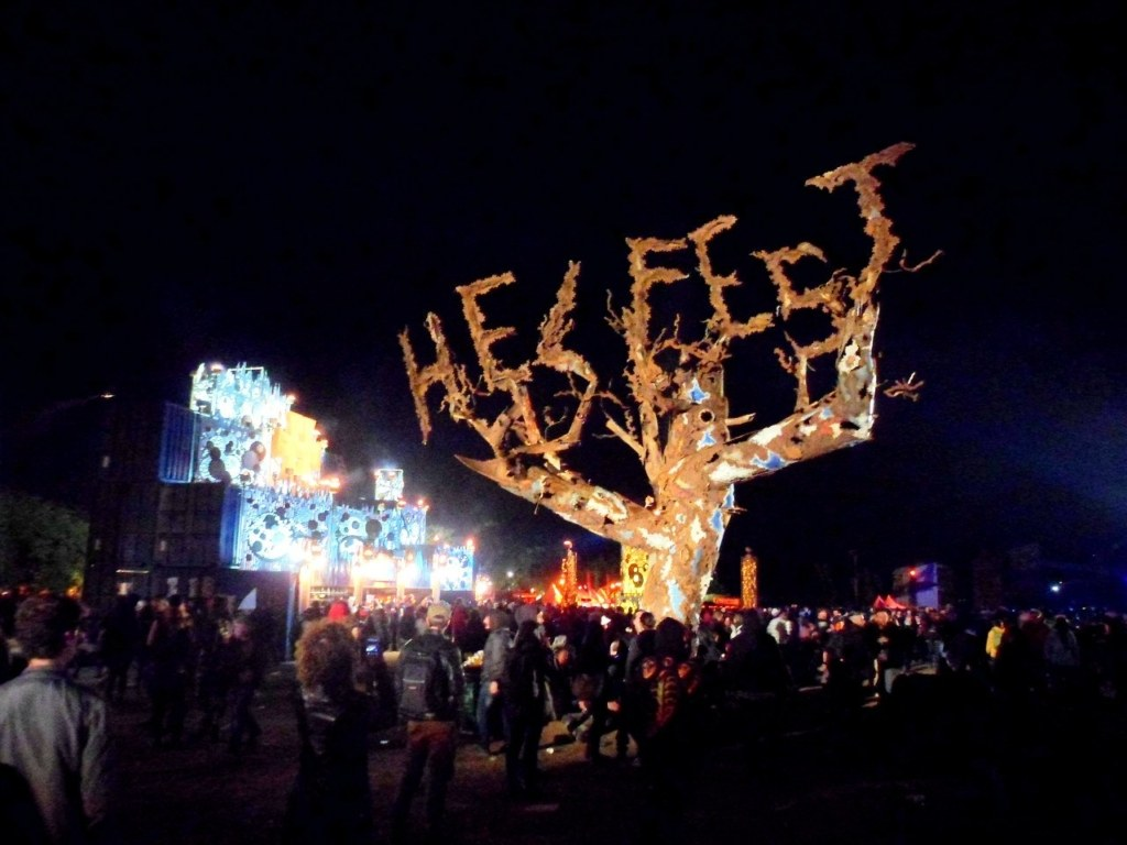 Hellfest, Клиссон, Луара-Атлантика