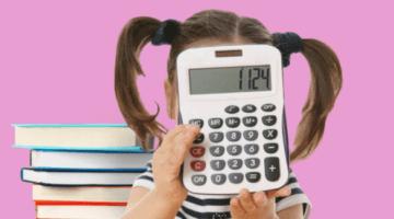 Недетская математика: как не разориться с рождением ребенка