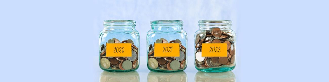 бюджет с 2020 по 2022 годы