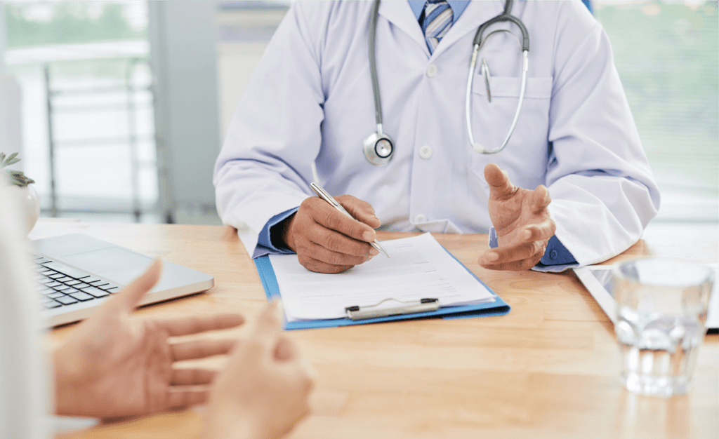 врач, больница, поход к врачу