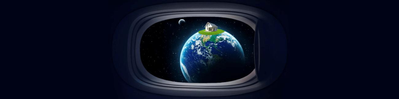 Земля в иллюминаторе:, земля, продажа, участок