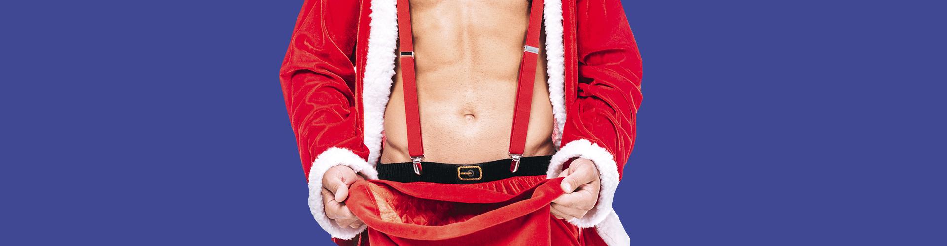 Сколько за ночь зарабатывает Дед Мороз по вызову