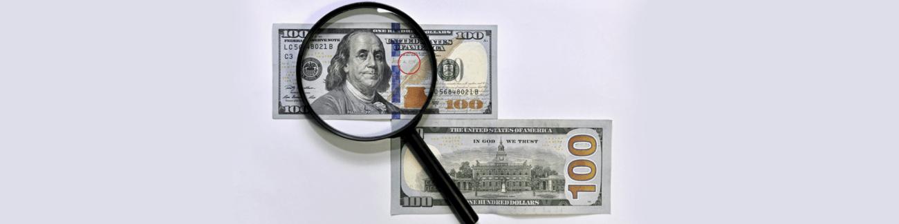 Деньги или дребеденьги: как не стать жертвой фальшивомонетчиков