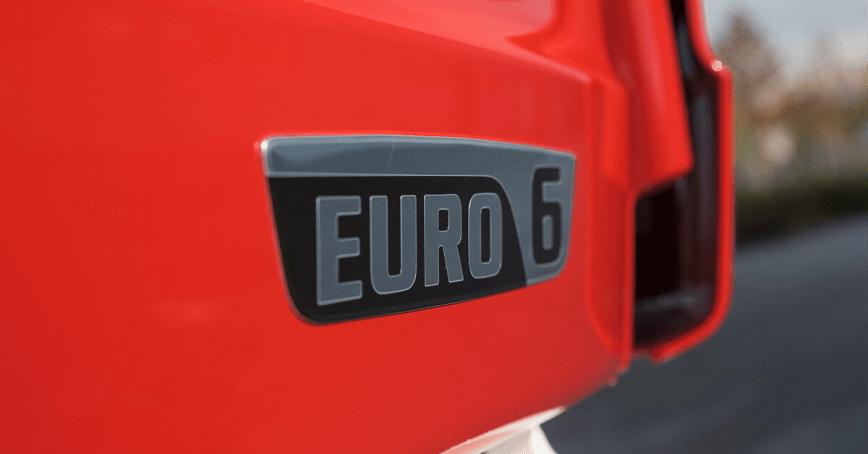 экологический стандарт Евро-6