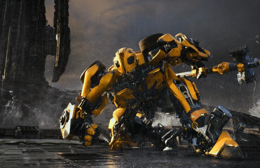 Робототехник, трансформеры
