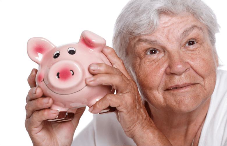 пенсионеры, деньги, пенсия