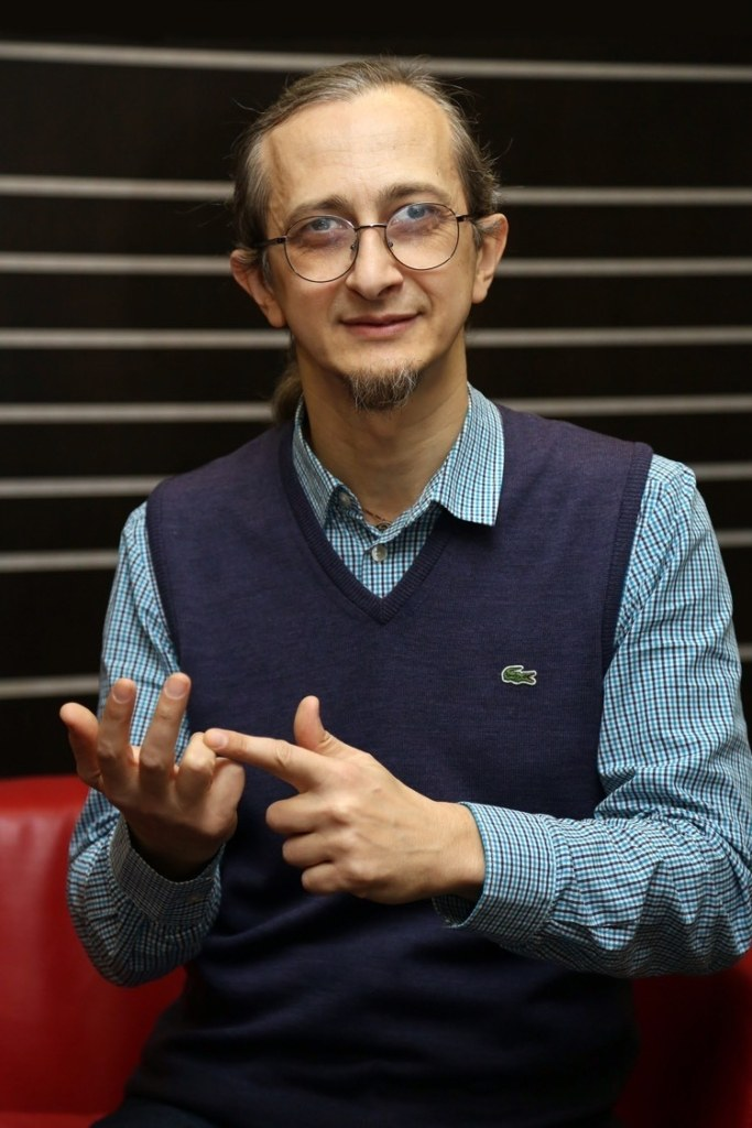 Пётр Пушкарёв, шеф-аналитик ТелеТрейд