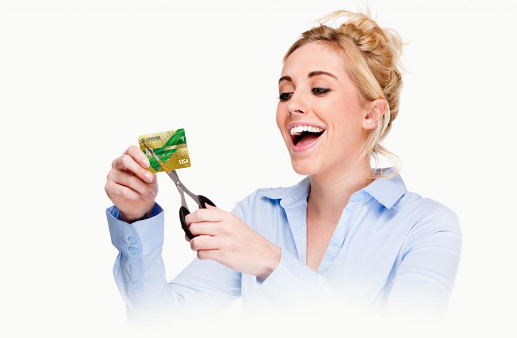 Кредитки №№ 2 и 3: как по маслу