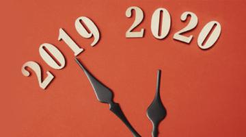 2019, 2020, часы, изменения
