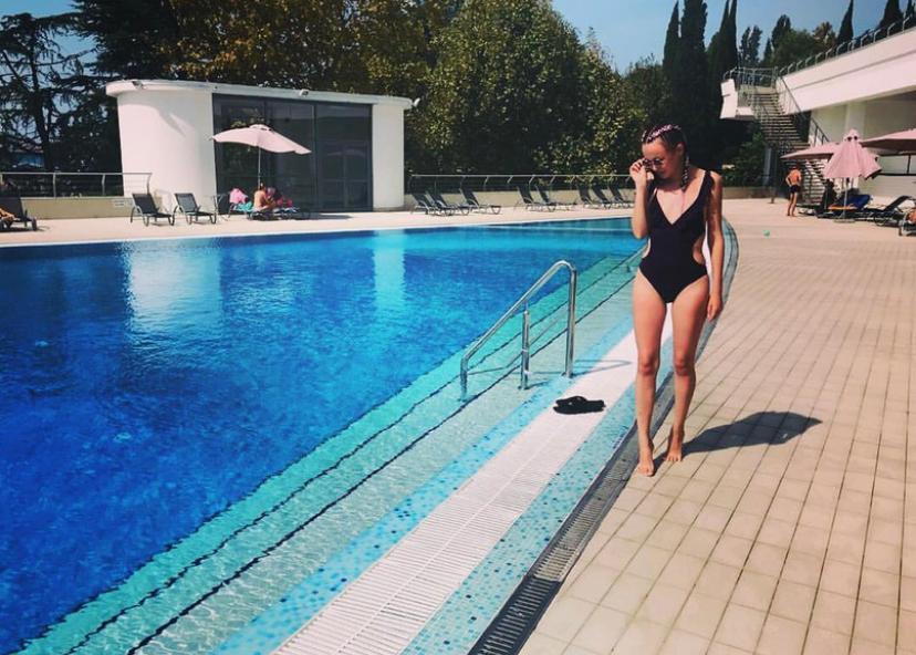 30-летняя жительница столицы Юлия