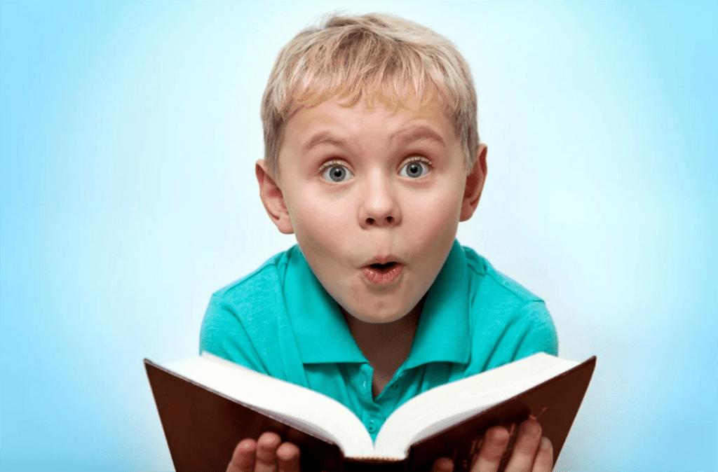 книга, чтение, ребенок