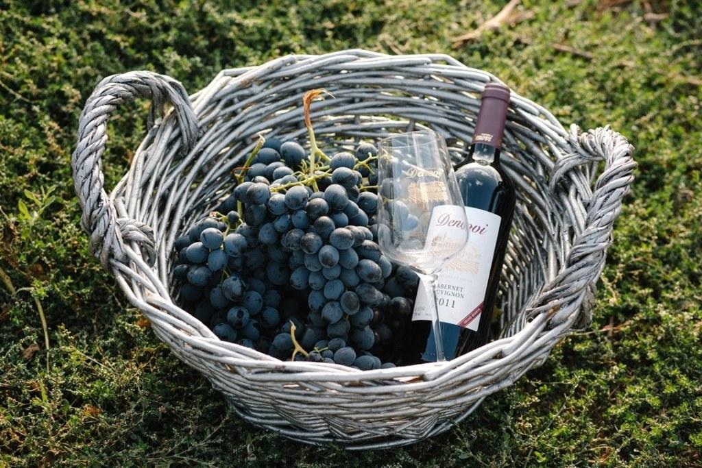 вино, виноград