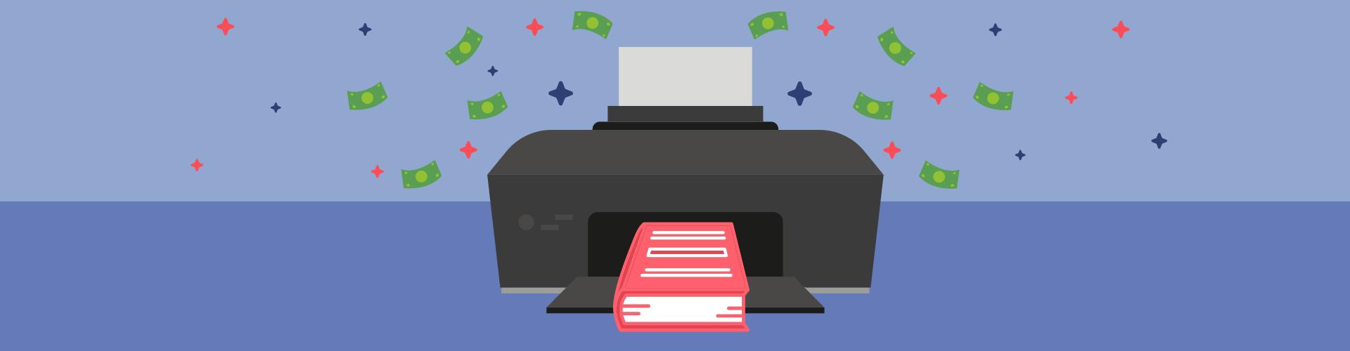 Так и напишем: сколько стоит издать книгу. Часть II