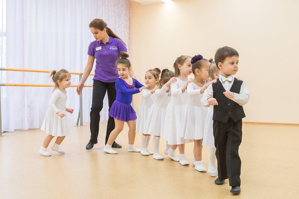 Школа танцев «Дети на паркете»