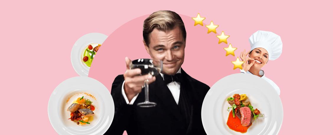 дорогие рестораны в России