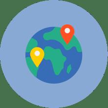 заграница, планета Земля