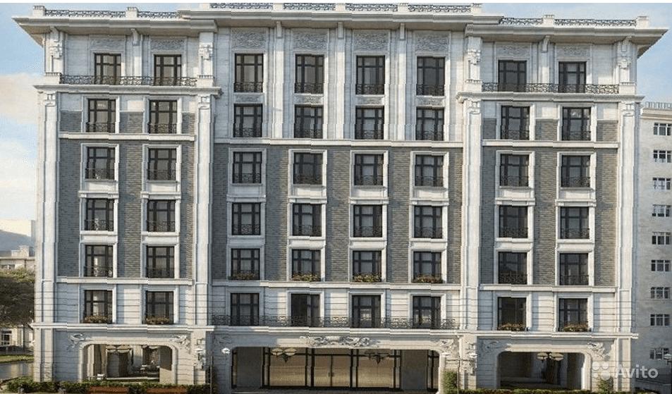Квартира в Ордынском тупике