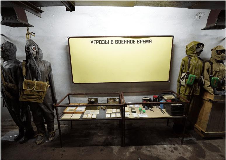 крым, подземный севастополь