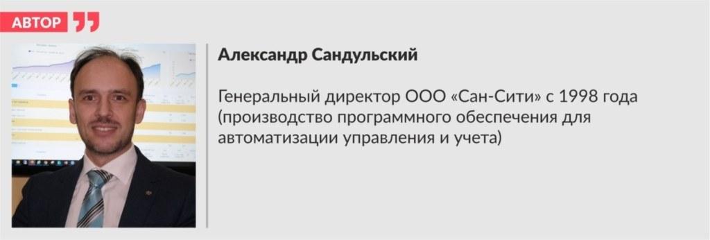 Александр Сандульский