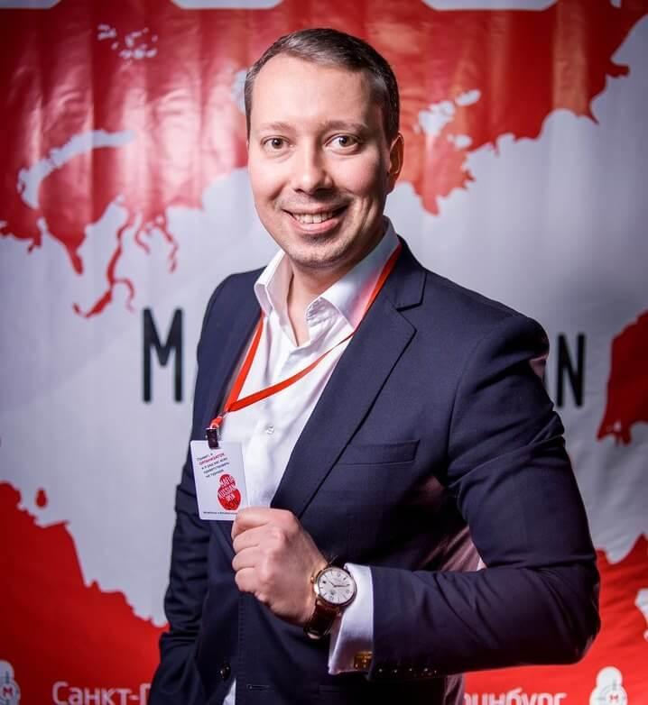 Роман Селенский,  вице-президент Международной федерации интеллектуальной игры «Мафия»