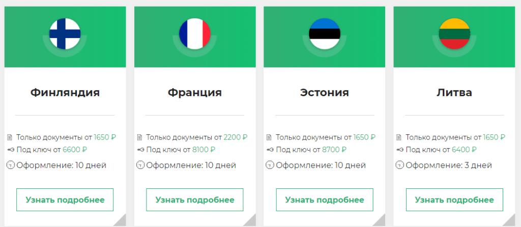финляндия, франция, эстония, литва, визовый сбор