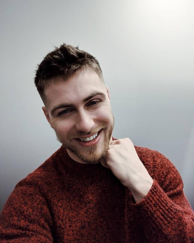 Владимир Сидоркин, танцор, модель