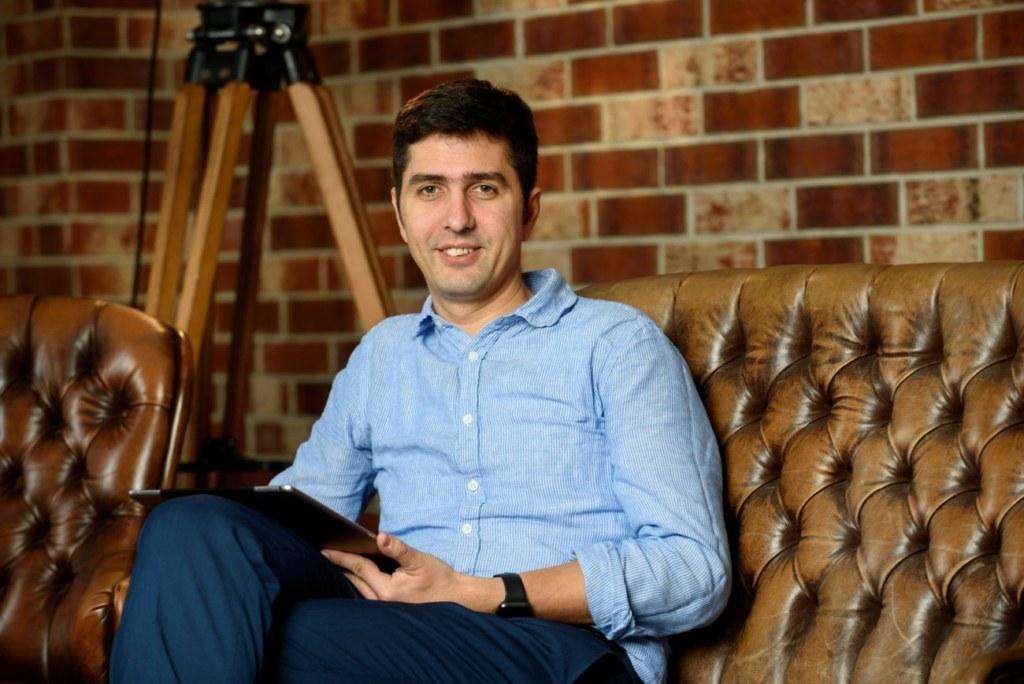 Александр Сторожук,  интернет-предприниматель, основатель онлайн-сервиса PRNEWS.IO