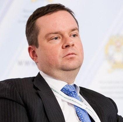 Алексей Моисеев, замминистра финансов РФ