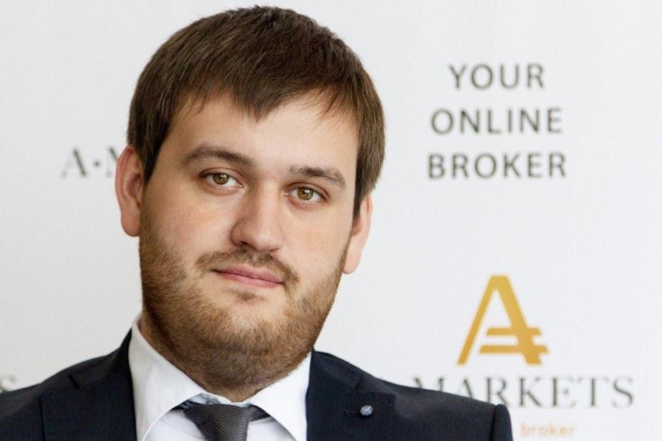 Артем Деев руководитель аналитического департамента  брокерской  компании AMarkets: