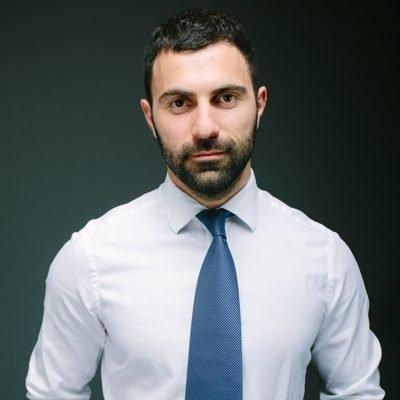 Ашот Торосян, генеральный директор финтех-компании TWINO