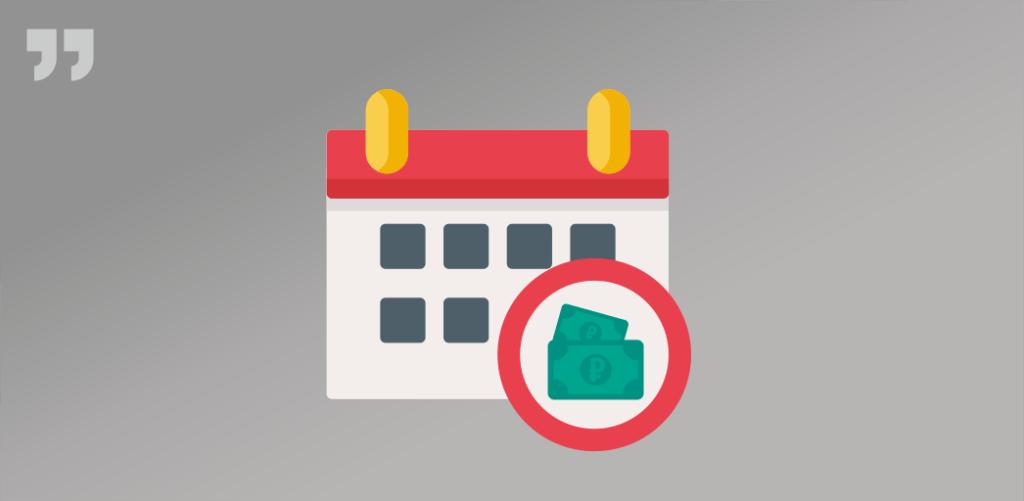 календарь, деньги, франшиза