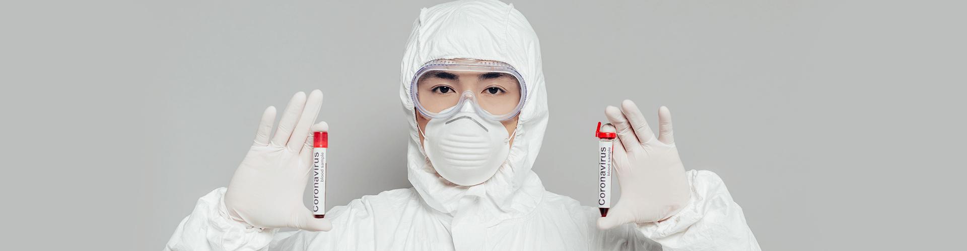 короновирус, пандемия