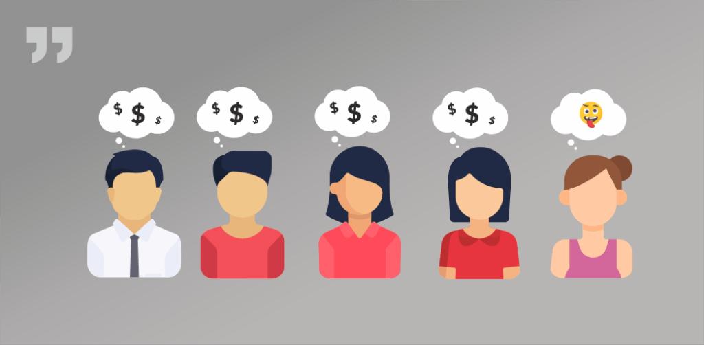люди, мысли, доллары, деньги