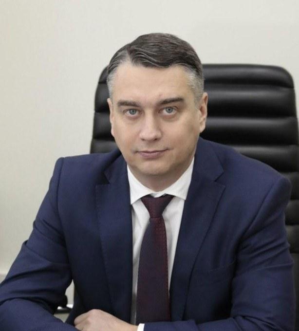 Роман Дубинский, управляющий Астраханским отделением ПАО Сбербанк