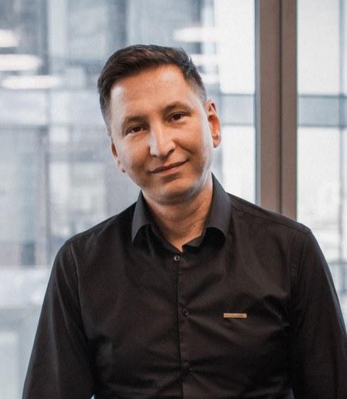 Дмитрий Гелемурзин, исполнительный директор Goldman Group: